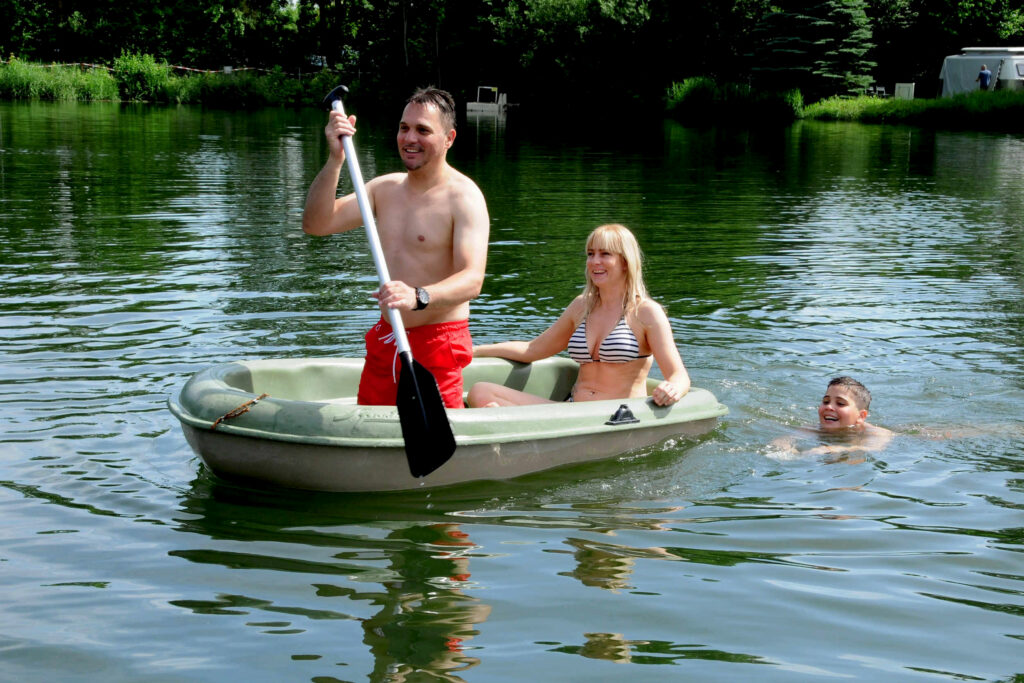 Lech-Camping-Familie-See